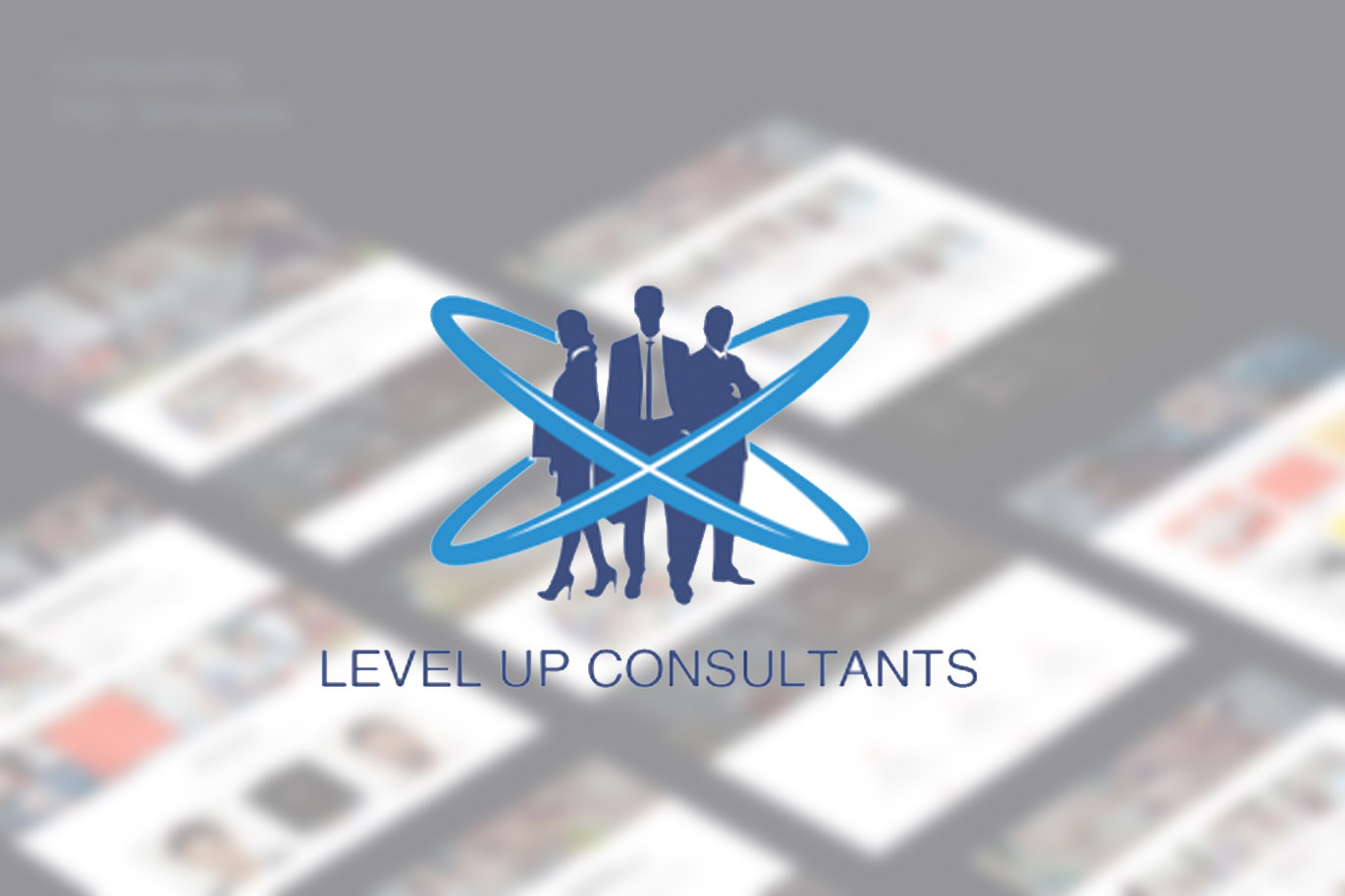 Level Up Consultant Website Development Service
